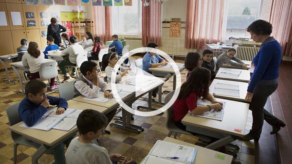 De kracht van co-teaching in het M‑decreet – Klasse