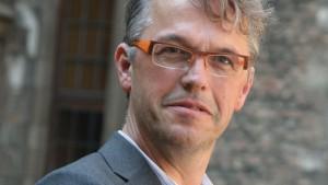 Portret van Peter Van Petegem