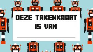 close up van takenkaartje
