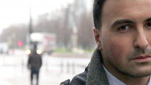 Portret van Khalid Benhaddou