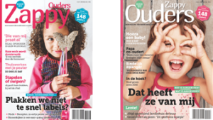 2 covers Zappy Ouders
