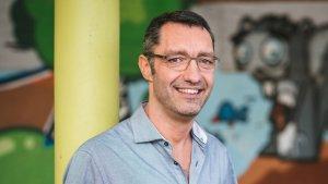 Portret Rudi Schrooten