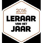 logo Leraar van het Jaar 2016