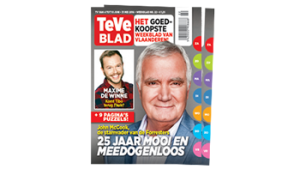 Cover TeVe-Blad