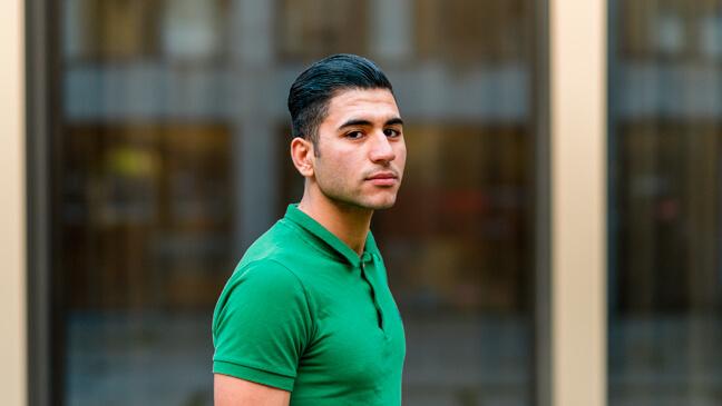 foto Hamza