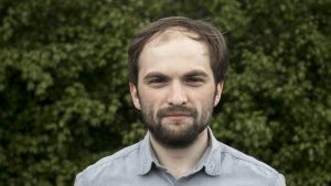 Portret Nicolas Slabbinck