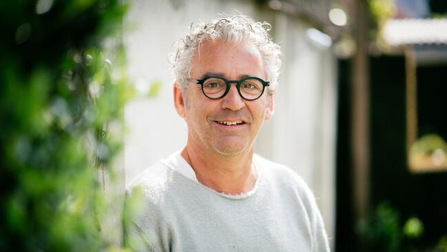 Portret Tom Van Acker