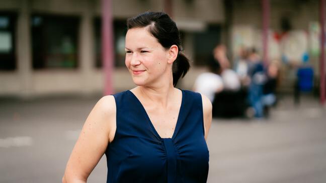 klassenraad: Portret Daphné Roman